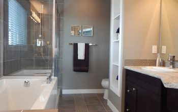 Shower Screens Make Your Bathroom Beautiful