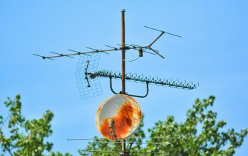 Get The Perfect Reception On Your Television With Hills Black Arrow Antenna