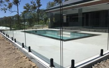 Glass Pool Fencing Is To Make Your Poolside Even More Beautiful